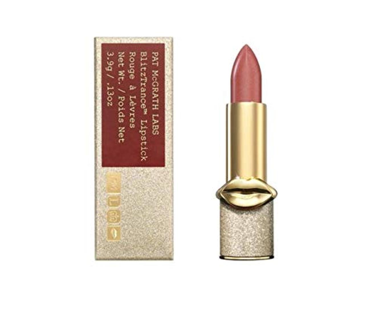 ロードブロッキング相続人慣れるPAT MCGRATH LABS BlitzTrance™ Lipstick (Skin Flixx)