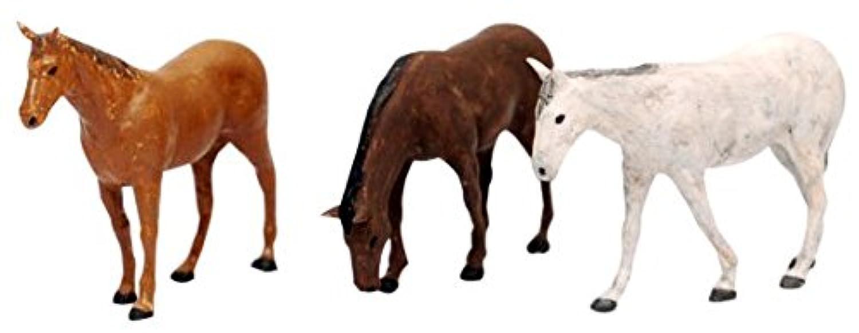 トミーテック ジオコレ 情景コレクション ザ?動物103 馬 ジオラマ用品