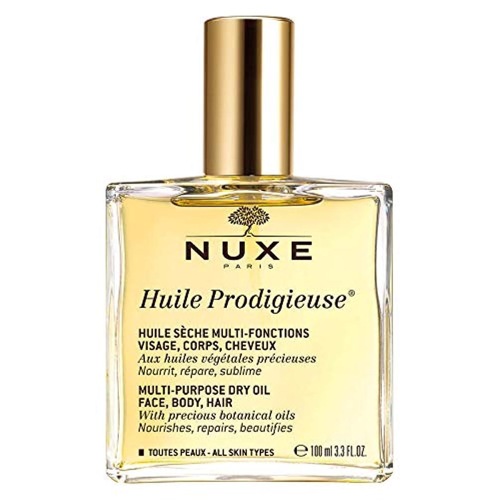 花瓶申し込む手がかりニュクス NUXE プロディジューオイル 100ml 並行輸入品