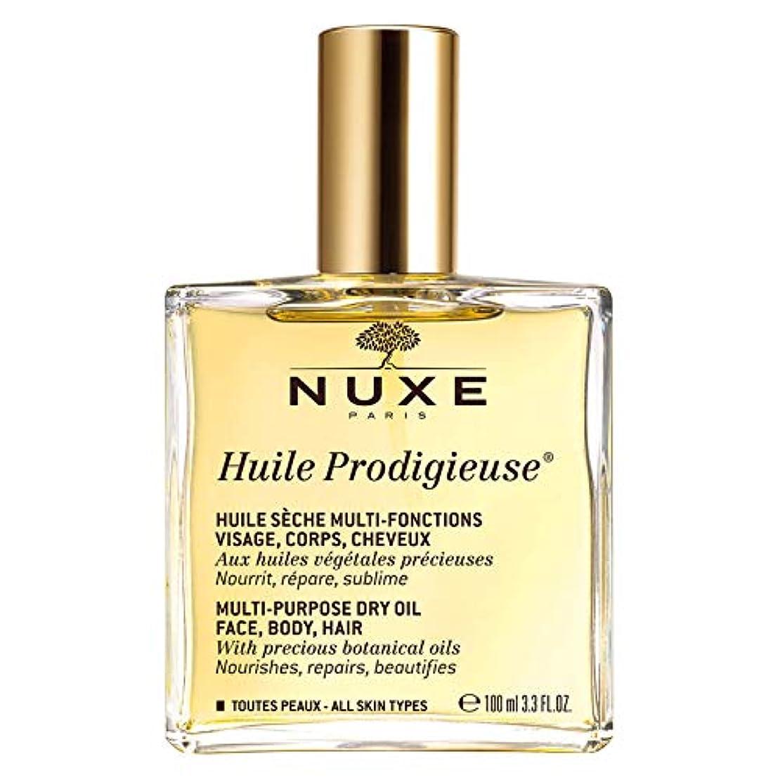 ヘルパー毒薬を飲むニュクス(NUXE) プロディジューオイル 100ml [並行輸入品]