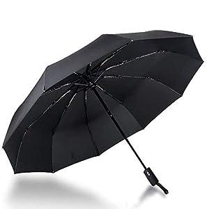 Vkaiy 折り畳み傘 ワンタッチ自動開閉 1...の関連商品1