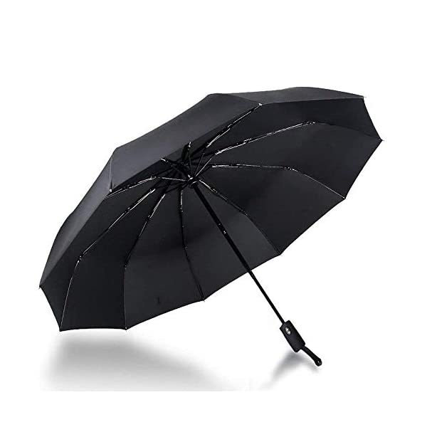 Vkaiy 折り畳み傘 ワンタッチ自動開閉 10...の商品画像