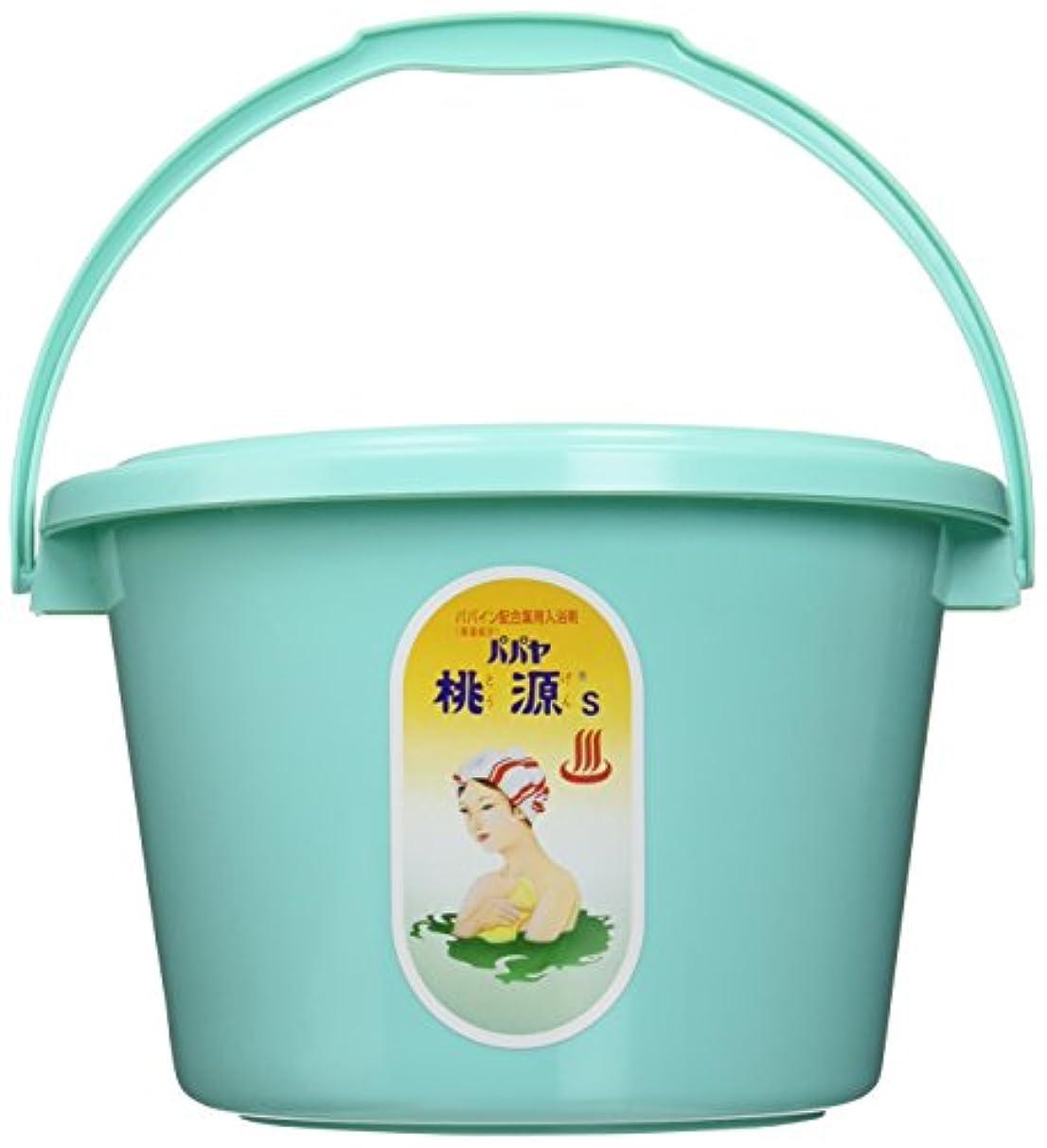 バイバイ破滅若者五洲薬品 パパヤ桃源Sバケツ 4kg [医薬部外品]