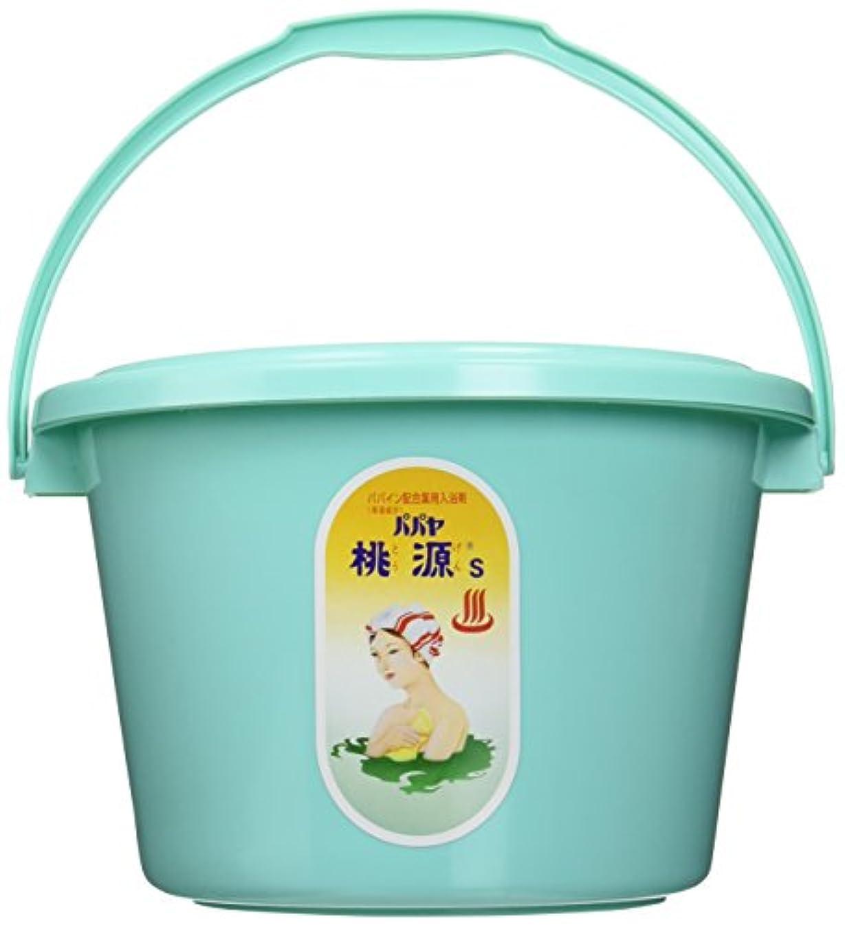 砲兵マントル業界五洲薬品 パパヤ桃源Sバケツ 4kg [医薬部外品]