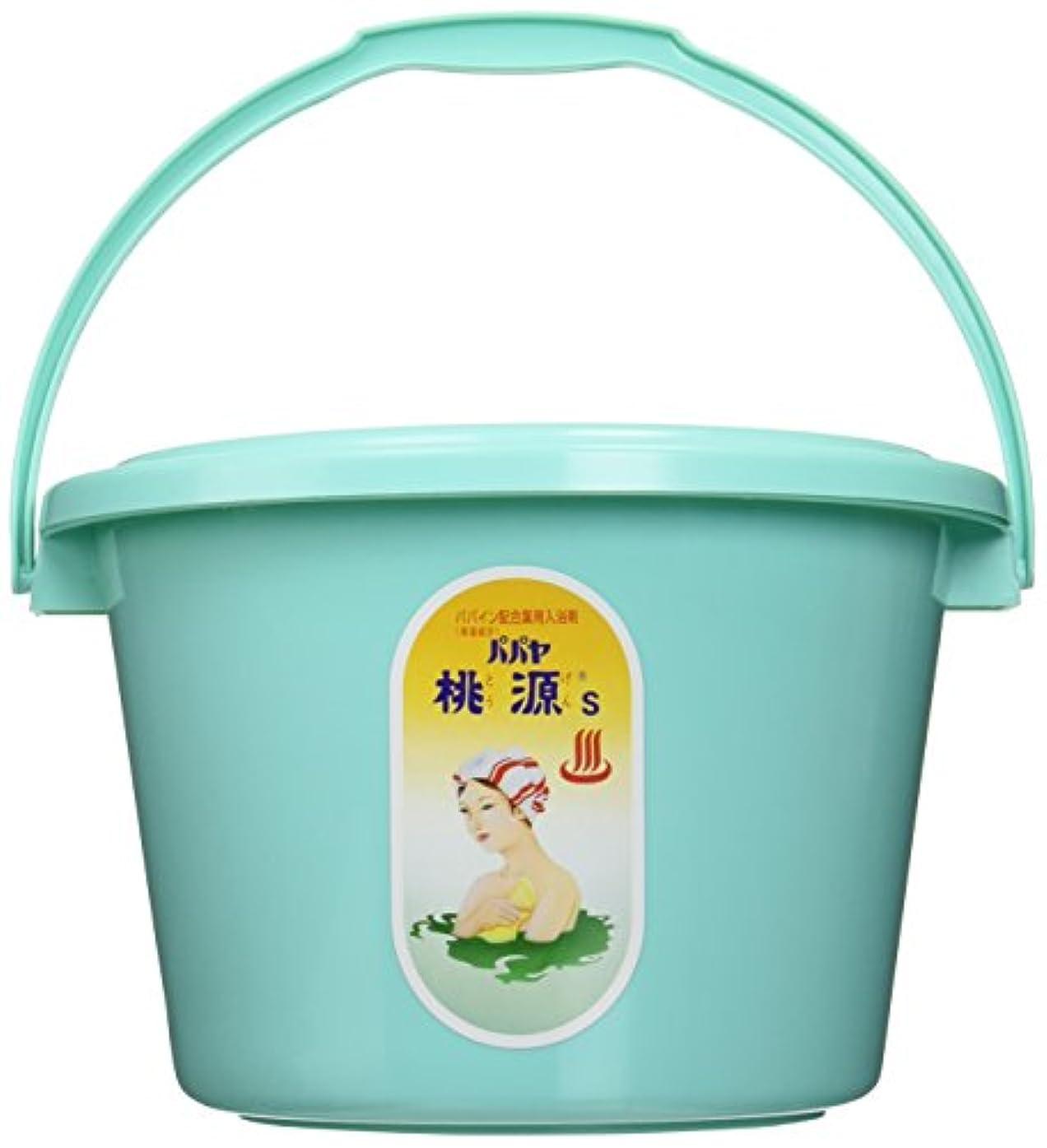 五洲薬品 パパヤ桃源Sバケツ 4kg [医薬部外品]