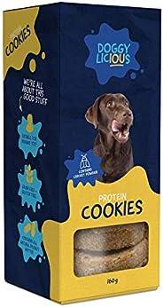 Doggylicious Natural Protein Dog Cookie Treats | Grain Free | Gluten Free | Human Grade Ingredients | Australi