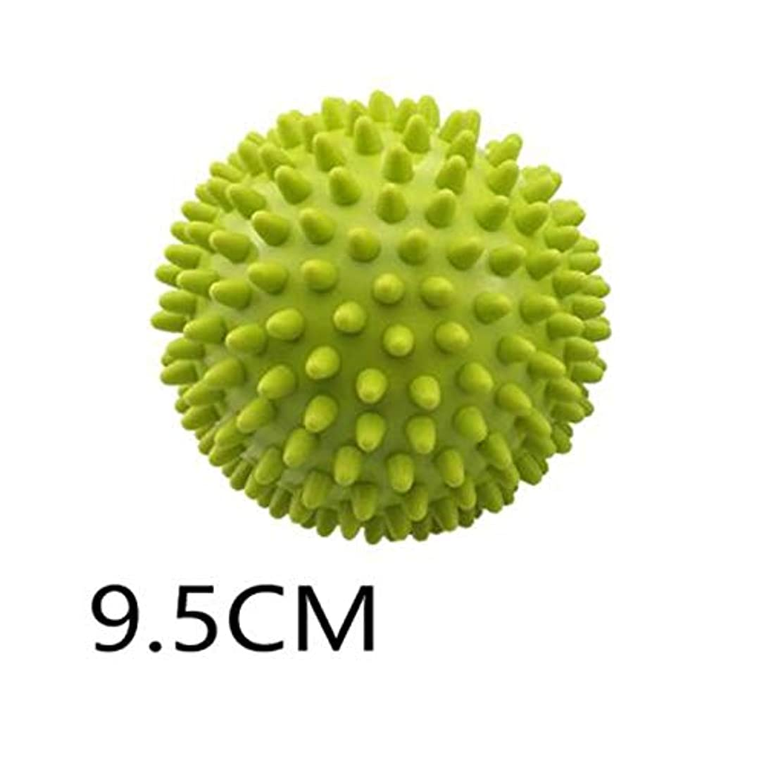 イタリアのハグ贅沢なとげのボール - グリーン