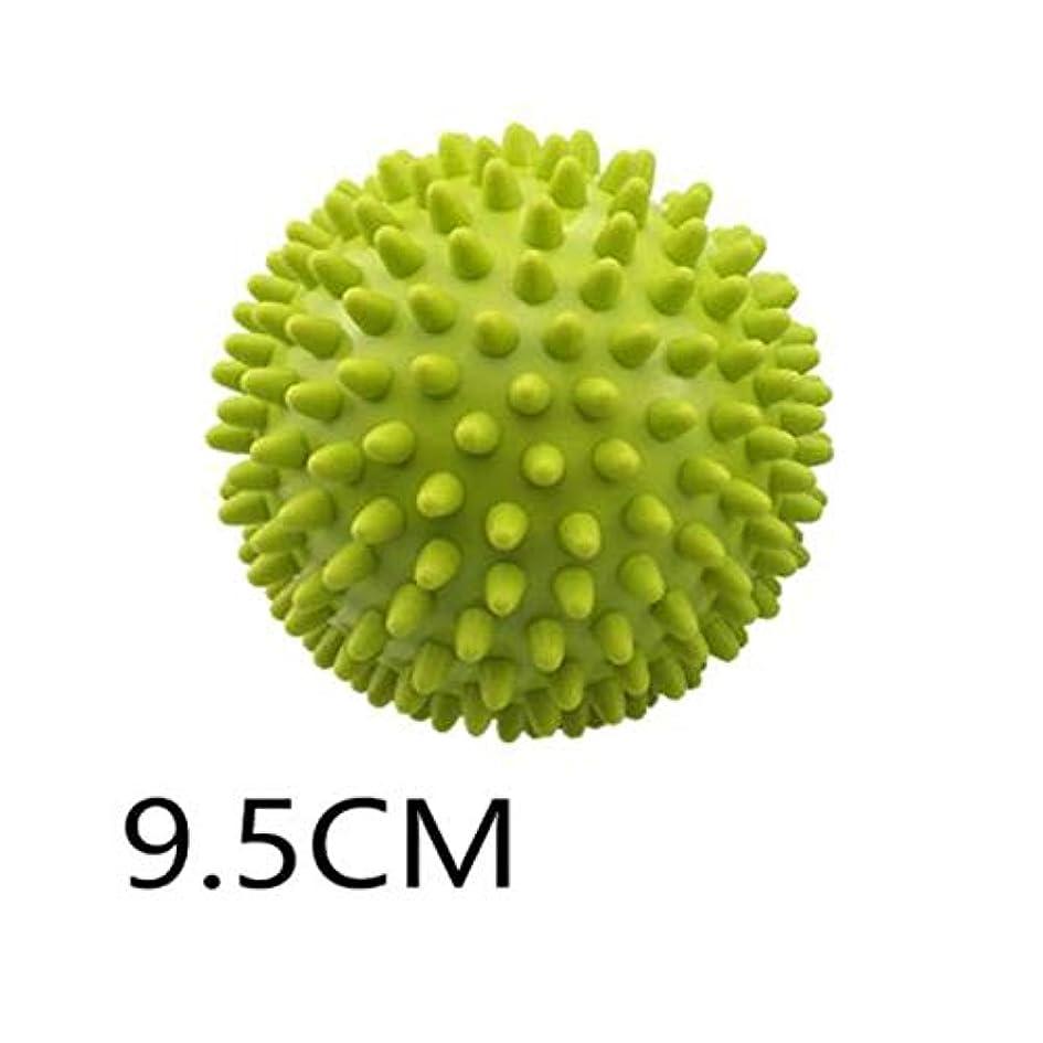 日の出沈黙ヒューマニスティックとげのボール - グリーン