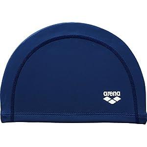 arena(アリーナ) スイムキャップ 2WAYシリコンキャップ ARN-6406 NVY(ネイビー) フリーサイズ