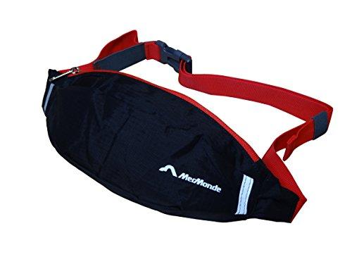 [해외]MerMonde (메루몬도) 달리기 & 자전거 용 파우치 500ml 페트병이 들어가는 허리 가방/MerMonde (Melmond) running and cycling pouch 500ml waist bag containing plastic bottle