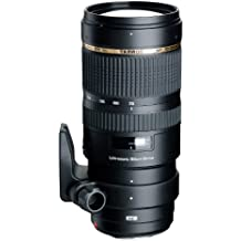 Tamron SP 70-200MM F2.8 DI VC USD Telephoto Zoom Lens for Nikon (Model A009N) - (International Version, No AU warranty)