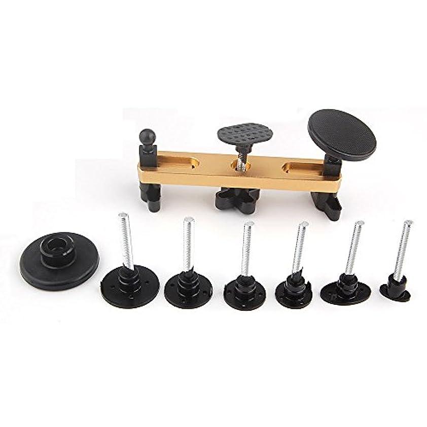 受益者泣き叫ぶ手足Jicorzo - Car PDR Paintless Dent Repair Tools Kit Pulling Bri dge Glue Gun Car Dent Removal Toolkit Instruments...