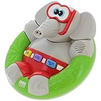 Kidz Delight My Bath Time Lil' Elephant Toy by Kidz Delight [並行輸入品]