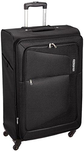 [アメリカンツーリスター] AmericanTourister スーツケース COSTA コスタ スピナー75 エキスパンダブル 拡張機能 無料預入受託サイズ 保証付 保証付 113L 76cm 4.6kg 75W*09003 09 ブラック