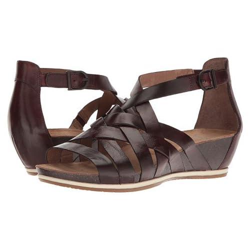 (ダンスコ)Dansko レディースサンダル・靴 Vivian Ruby Vintage US Women's 7.5-8 24-24.5cm Regular [並行輸入品]