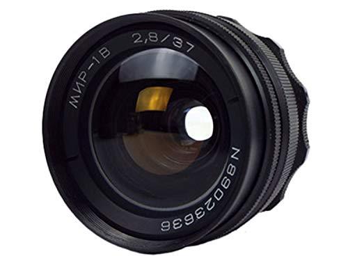 KING-2 MIR-1B 37mm/f2.8 ブラック 中期型 M42マウント B01NBT6HVV 1枚目