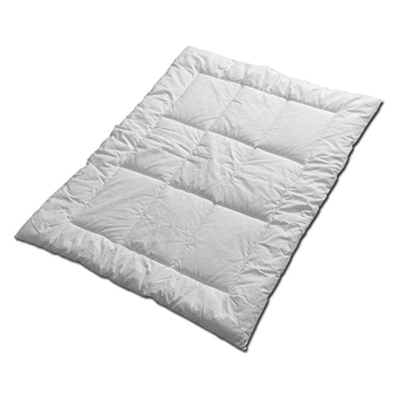 エムール 日本製 洗えるベビー掛け布団 「ハナ」 ウォシュロンわた使用 95×120cm 綿100%