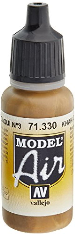 ファレホ モデルエアー 71330 カーキグリーン No.3