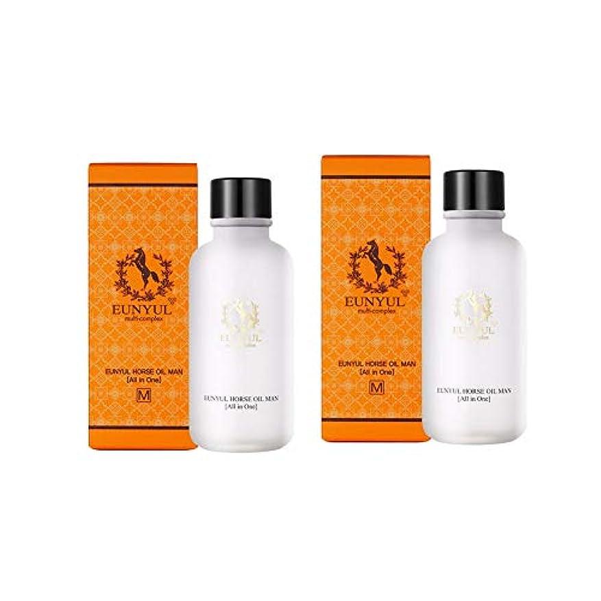加入親愛などれかEunyul馬油オールインワン125mlx2本セットメンズコスメ韓国コスメ、Eunyul Horse Oil All in One 125ml x 2ea Set Men's Cosmetics Korean Cosmetics...