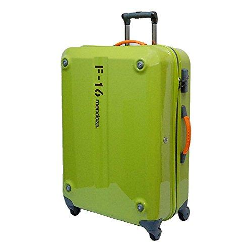 MENDOZA スーツケース メンドーザ F-16 【64cm】 29016グリーン