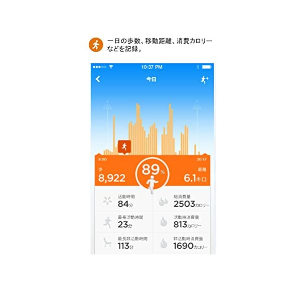 【日本正規代理店品】Jawbone UP3 ワ...の紹介画像4