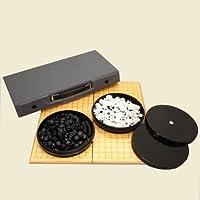 マグネット囲碁セット 携帯用マグネット囲碁盤(5分石)MG-20