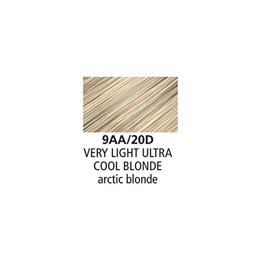 聴覚肌光電Clairol Professional - SOY4PLEX - Liquicolor Permanente - Very Light Ultra Cool Blonde - 9AA/20D - 2 oz / 59 mL