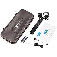 Funnyrunstore FeiyuTech G6 GoPro HERO / Xiaomi YI 4K / AEEカメラ用スマートフォン用スプラッシュプルーフ3軸ハンドヘルドジンバルスタビライザ(ブラック)