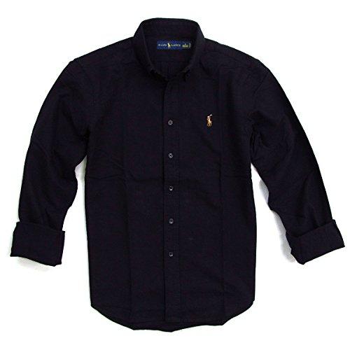 ラルフローレン Polo Ralph Lauren ポロ ラルフ ビエラ フランネル ボタンダウン 長袖シャツ ブラック メンズ 並行輸入品 VITA2194
