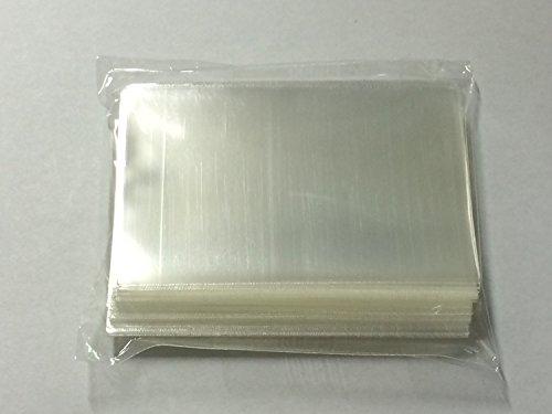 ぴったりスリーブ 500枚 ミニユーロサイズ 透明ソフトタイ...