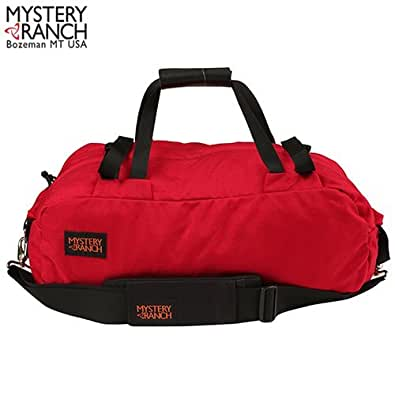 MYSTERY RANCH(ミステリー ランチ) Cube Master Duffel Small 2015SS 19760107004003 Red