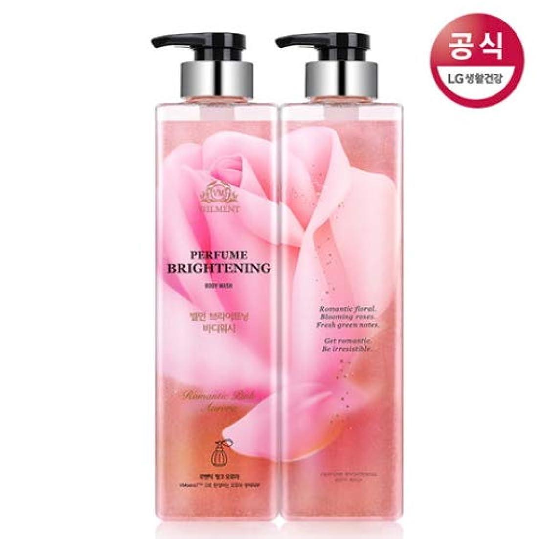 ミス寄稿者ねばねば[LG HnB] On the Body Belman Perfume Brightening Body Wash / オンザボディベルモンパフュームブライトニングボディウォッシュ680mlx2個(海外直送品)