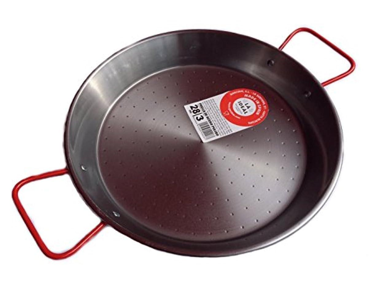 不名誉なパイプ同盟スペイン製 パエリア鍋 (28センチ)約3人用