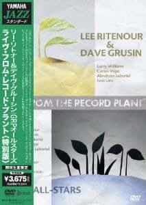 ライヴ・フロム・レコード・プラント〈特別版〉 [DVD]