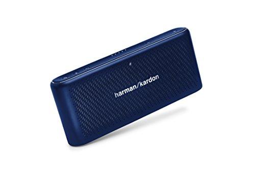 Harman Kardon TRAVELER Bluetoothスピーカー モバイルバッテリー機能付き ブルー HKTRAVELERBLU 【国内正規品】