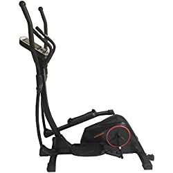 Endurance Programmable Elliptical Trainer with Inbuilt Programs, Smooth and Silent Drivetrain and Heavy Duty 12kg Flywheel. Cross Trainer with Free Shipping to Most Areas