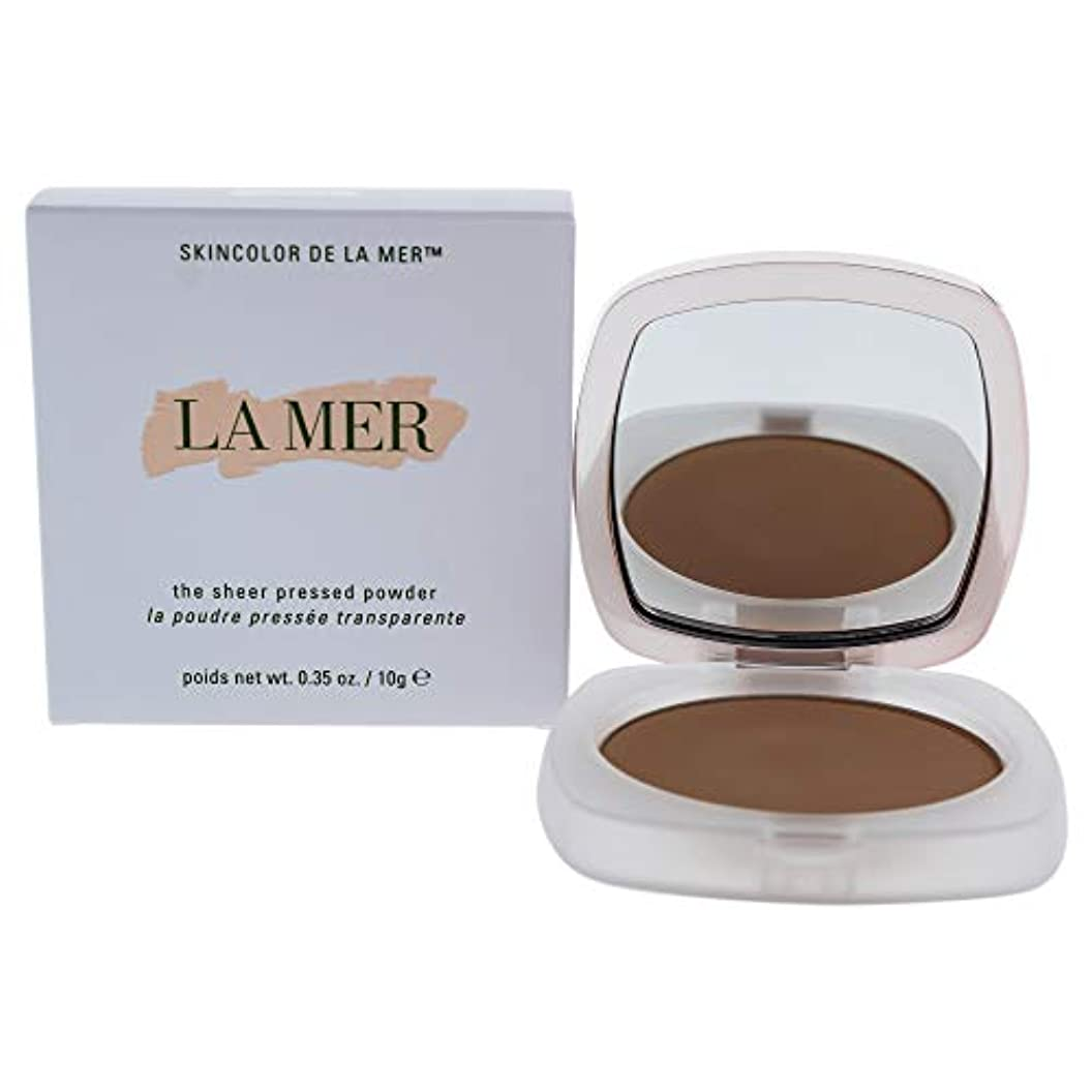 ドゥラメール The Sheer Pressed Powder - # Medium 10g/0.35oz並行輸入品