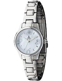 4fad4111d5 [ランチェッティ]LANCETTI 腕時計 天然ダイヤモンド 三針 LT-6203S-WH レディース