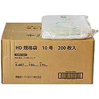 伊藤忠リーテイルリンク 規格袋 (LD ツルツルタイプ 、 HD カサカサタイプ 、 HD ロールタイプ 、 食品対応 、 大容量タイプ、 紐付き 、 紐無し 各種)