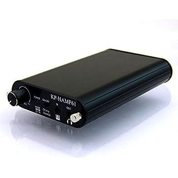 オペアンプ切り替え可能 ポータブルヘッドフォンアンプ KP-HAMP61
