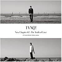 東方神起 - New Chapter #2: The Truth of Love (15th Anniversary Special Album) CD+Booklet+Folded Poster [韓国盤]