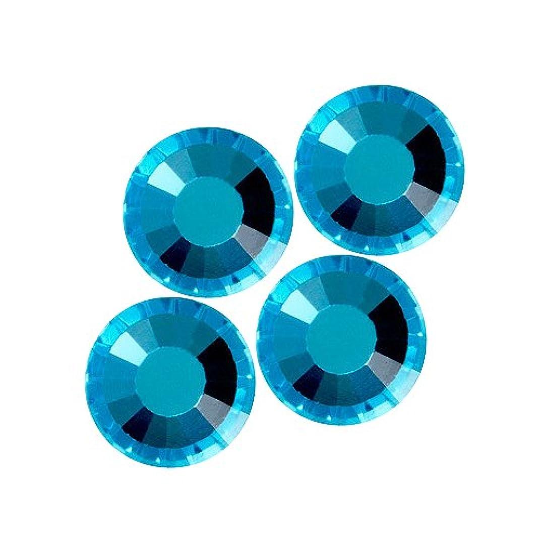 マルコポーロチェスをするいたずらバイナル DIAMOND RHINESTONE アクアマリン SS12 1440粒 ST-SS12-AQM-10G
