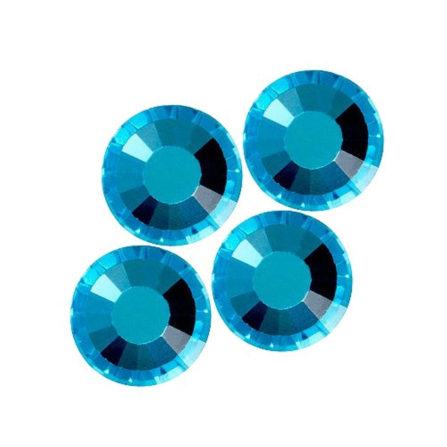 ストラップラショナル加速度バイナル DIAMOND RHINESTONE アクアマリン SS12 1440粒 ST-SS12-AQM-10G