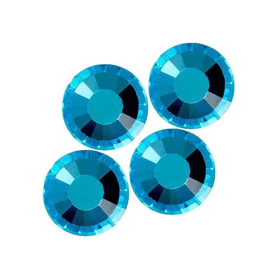 裁判官端末詳細にバイナル DIAMOND RHINESTONE アクアマリン SS4 1440粒 ST-SS4-AQM-10G