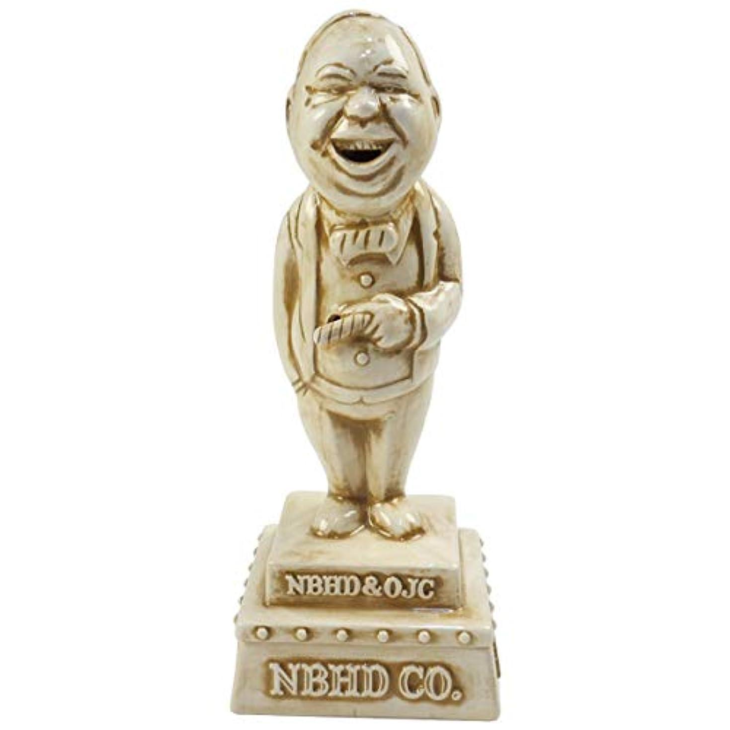 ブリーフケース商業の資料NEIGHBORHOOD ネイバーフッド 18AW ×OLD JOE. BOOZE/CE-INCENSE CHAMBER お香立て 茶 フリー