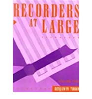 Recorders At Large, Volume 2
