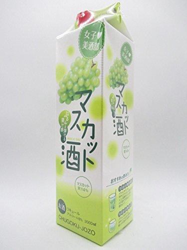 女子美酒部 マスカット酒 2L