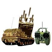 青島文化教材社 1/24 バトルビームRC U.S.M270 MLRS