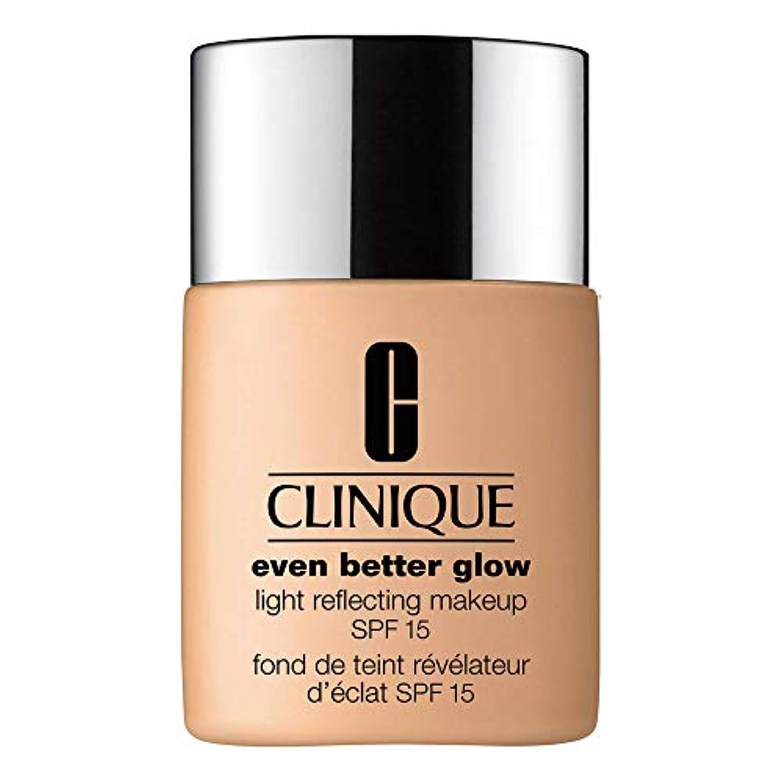 ミルク液化するつかまえるクリニーク Even Better Glow Light Reflecting Makeup SPF 15 - # CN 40 Cream Chamois 30ml/1oz並行輸入品
