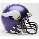 (リデル)Riddell NFL ミネソタ・バイキングス Mini Replica ヘルメット - [その他]